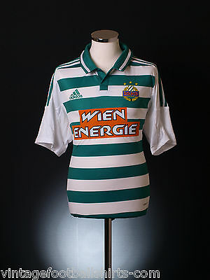 2013-14 Rapid Vienna Adidas Away Football Jersey Top Shirt *BNIB* M-L-XL-2XL-3XL