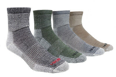 f66e63aac1 J.B. FIELD'S HIKER GX Merino Wool 1/4 Low-Cut Hiking Socks (3 Pairs ...
