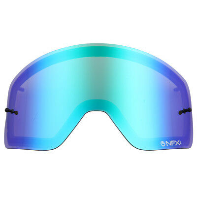 Dragon NEW Mx NFXS Motocross Goggles Tinted Ionized Green Replacement Lens