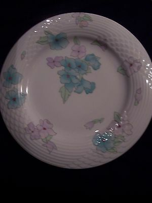 HUTSCHENREUTHER LEONARD LAHORE SCALA TEN SALAD PLATES 7.5 DIAMETER USED