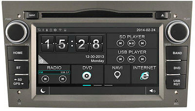 autoradio dvd gps bt tpms ipod navi radio opel vauxhall. Black Bedroom Furniture Sets. Home Design Ideas