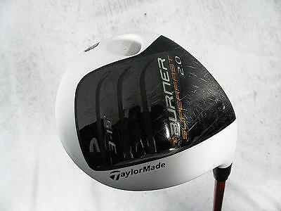BURNER SuperFast TP 2.0 Fairway(JP Model) 3W Taylor Made