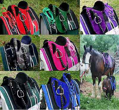 Sale !seconds Sale !! $100 off ! Stock saddles all sizes&colors fully mounted