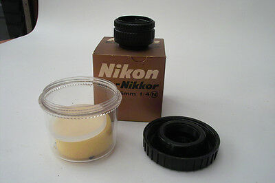 Nikon EL-Nikkor 75mm F4.0 Enlarger lens for medium format