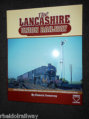 Wigan, St Helens, Lancashire Union Railway, by D Sweeney