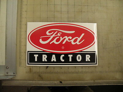 """Vintage Ford Tractor sticker decal 10""""x6"""""""