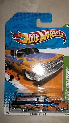 hot wheels treasure hunt chevy delivery