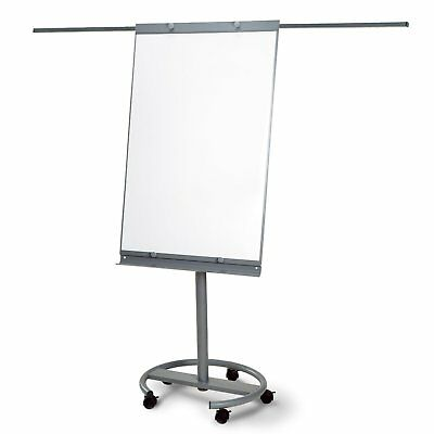 Mobile Easel Whiteboard Flipchart * Portable Magnetic Presentation Board Stand