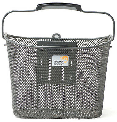 New Looxs Bike Basket Toscana Smartlock Wire Bicycle Robust Shopping
