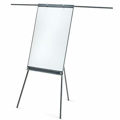 Easel Flipchart Stand * Portable Magnetic Dry Wipe Presentation Whiteboard