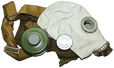 Russian Army GP-5 Gas Mask CHOICE OF SIZE & Optional 40mm Military NBC Filter
