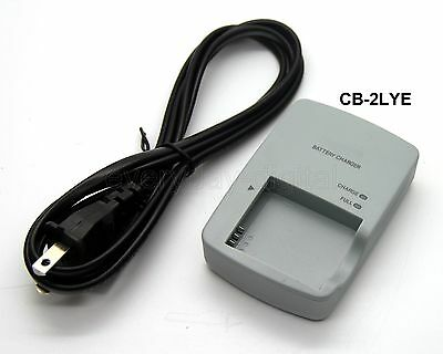 Battery Charger Fo Canon PowerShot SD770 SD980 SD1200 SD1300 IS Digital ELPH