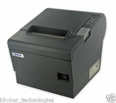 EPSON TM-T88IV Thermal Receipt Printer Model M129H  with Ac Adaptor