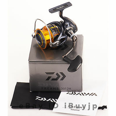 Daiwa 15 Freams 3012H Mag Sealed Saltwater Spinning Reel 960717