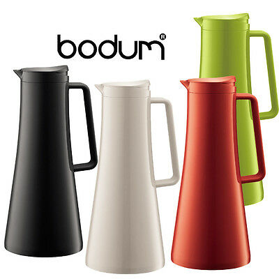 Bodum Bistro Thermo Coffee Herbal Tea Insulated Carafe Jug, 1.1L