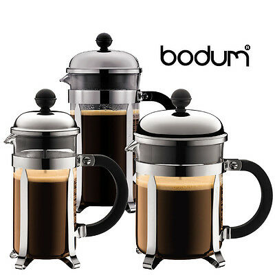 Bodum Chambord French Press Coffee Espresso Filter Makers In 3 Colors