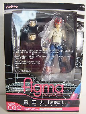 Figma Plawress Sanshiro JUOHMARU Figure Anime Official Authentic Japan NEW