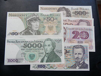 Banknote  from POLAND     UNC   !!!!!