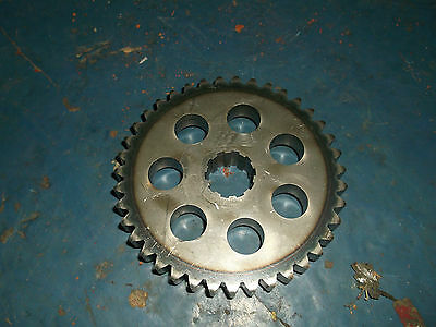 Used  Vintage 1972 Arctic Cat Panther 399 Sprocket / Gear 39T 0107-100