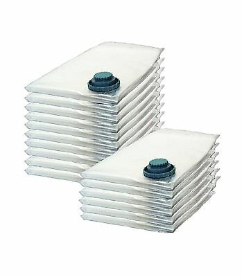 16x Large size vacuum storage bags space bags space saver bags 50 x 60 cm