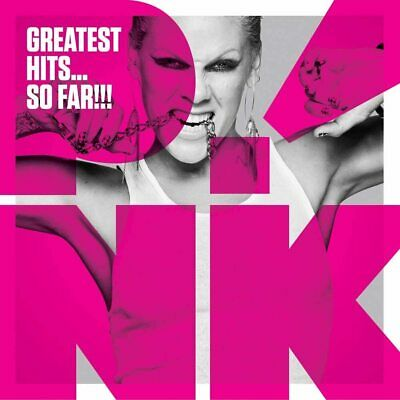 P!NK - Greatest Hits... So Far CD *NEW* Pink, Very Best Of 2011