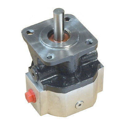 Gear Pump, Bi-Directional, 2.06-4.12 gpm, cbsr f4