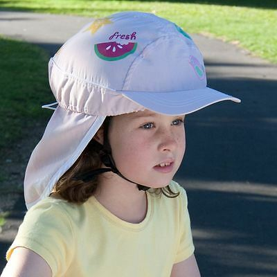 Children's Bicycle Helmet - Slip-on Sun Protection Cover - UPF50+ Summer Treats