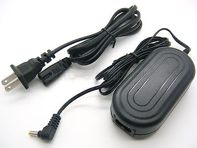 AC Power Adapter Charger For CANON Powershot A20 A30 A40 A50 A60 A75 CA-PS500