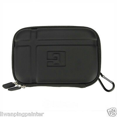 "New Black 5.2"" Inch GPS Hard shell Carry Case Cover sleeve For Garmin Nuvi"