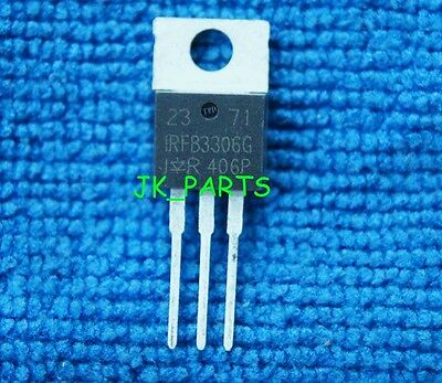 10Pcs Irfb3306 To-220 Ir