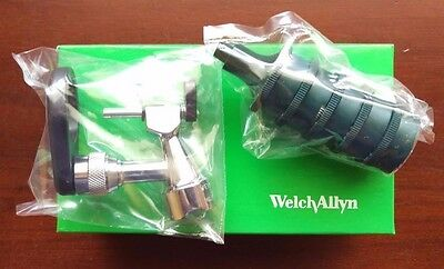 WELCH ALLYN Operating Otoscope #21700 3.5V New in Box - 5 Polypropylene Specula