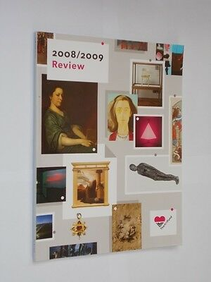 The Art Fund 2008/2009 Review Magazine.