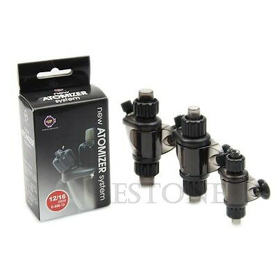Plastic Up Aquarium CO2 Atomizer System Diffuser Reactor Fish Tank NEW