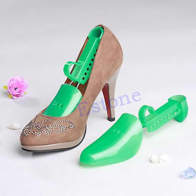Plastic Adjustable Women Shoes Tree Keepers Support Stretcher Shoe Shapers New