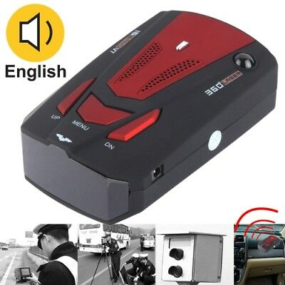 TECH High Performance 360 Degrees Full-Band Scanning Car Speed Testing System /