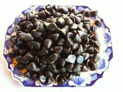 Dutch Licorice  Zachte Drop Puntjes - Soft Points BIG 1 Kg Bag