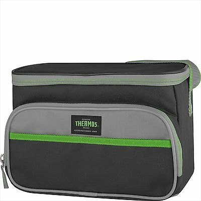 Thermos Freeport  Insulated Soft Individual Cool Bag, 6 Can, Grey, 155626