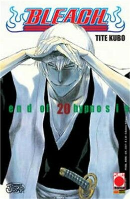 PM0319 - Planet Manga - Bleach 20 - Ristampa - Nuovo !!!