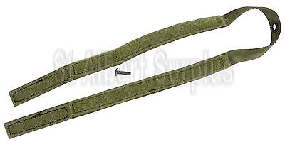 Usgi Pasgt Kevlar Helmet Retention Strap - New - 20Yw