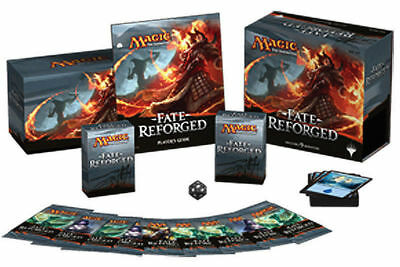 Fate Reforged Fat Pack Magic MTG Cards | 9 Booster Guide Counter Deck Box more!