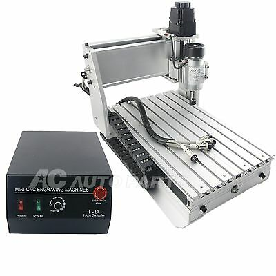 New 3 Axis 3020 CNC Router Engraver/Engraving Drilling & Milling Machine Cutter