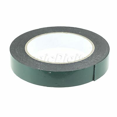 Heavy Duty Sticky Self Adhesive Double Side Sided Foam Coated Mounting Tape 5M