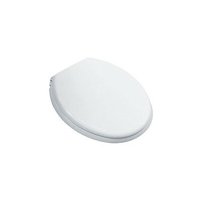 Toilet Seat Bathroom Soft Close White Universal WC Seat Luxury High Quality