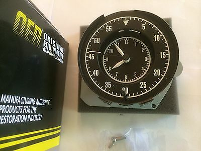 New Boxed P/N OER 1277445 - 1968-1970 Dodge Charger / B-Body Rallye Clock