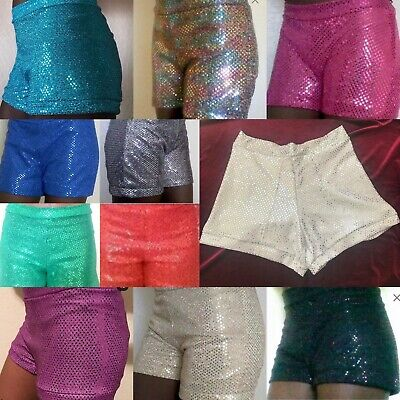 Hot Sequin Short Shorts - Fashion Shorts for Women - Cute Short Shorts