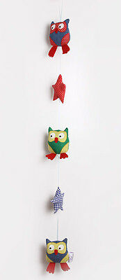 Wholesale Bulk closing sale - Owls and Stars Baby Mobile - 9 available