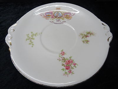 Sandwich Plate Issued for Queen Victoria 1897 Jubilee