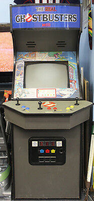 the real ghostbusters Video Game Token/coin op Machine * Local Pick Up