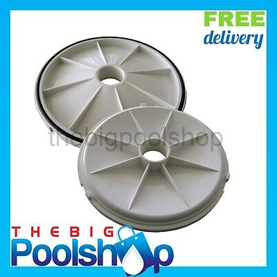 Waterco / Nally Vacuum Plate S75 SK106 with o-ring