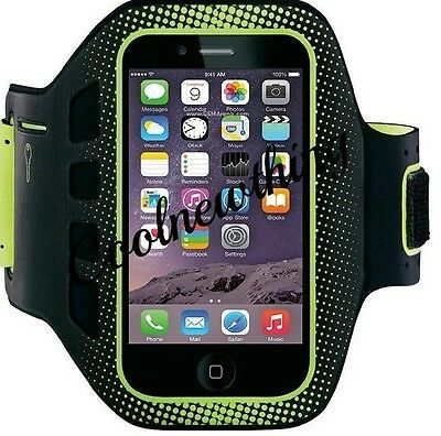 Running Jogging GYM Sport Armband Holder Pouch Case For iPhone 6S Plus / 6 Plus